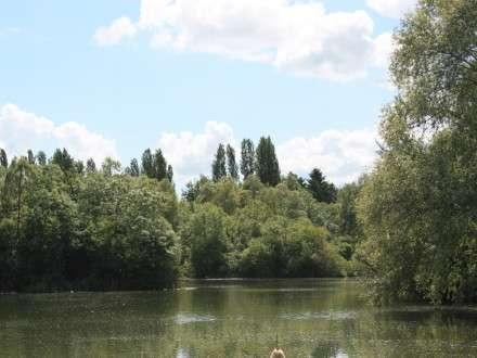 The Bay Lake at Les Quis June 2014
