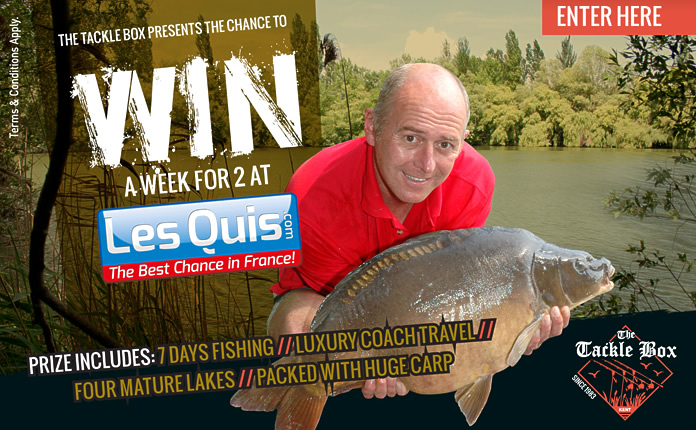 Win a week for two at Les Quis