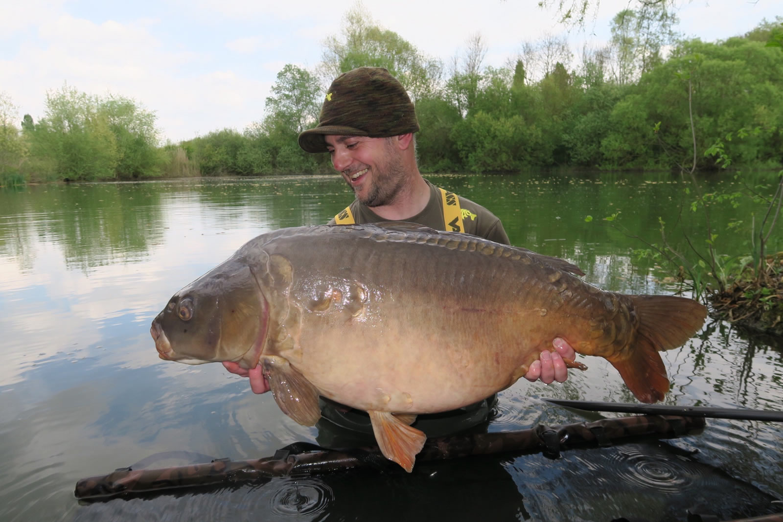 Best carp fishing in france les quisles quis for Fishing in france