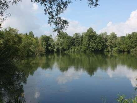 The Elf Lake at Les Quis 2014