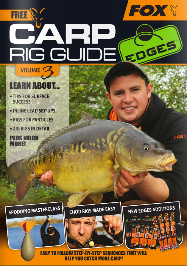 Front Cover of fox International Edges Guide