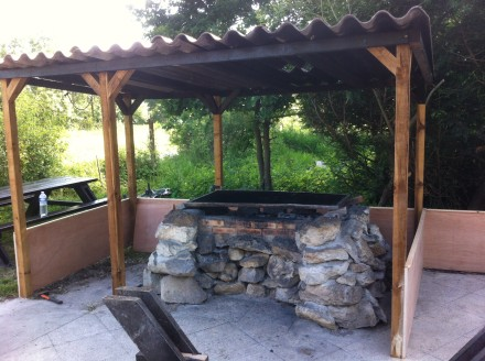 The new BBQ at Les Quis