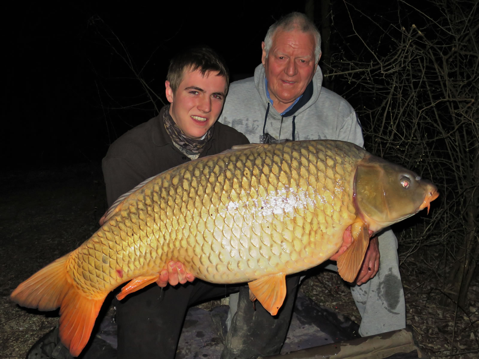 51lb Common from Shallows